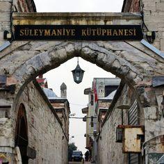 Viajes a Turquia - Mezquita de Suleyman la más impresionante de Estambul25