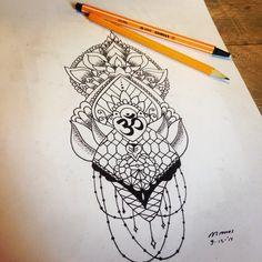 Mandala ohm