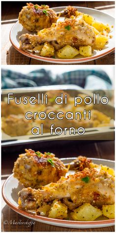 Beef Recipes For Dinner, Meat Recipes, Chicken Recipes, Pollo Chicken, Tandoori Chicken, Dinner With Ground Beef, Tasty, Yummy Food, Italian Recipes