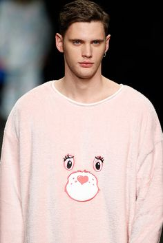 Krizia Robustella Fall-Winter 2015 Collection inspired by Care Bears