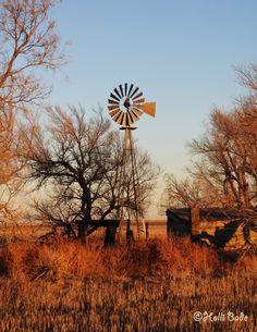 windmills when they were beautiful~