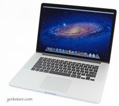 Technology behind Macbook Pro Retina Display