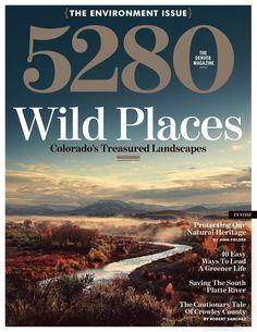 5280 - The Denver Magazine