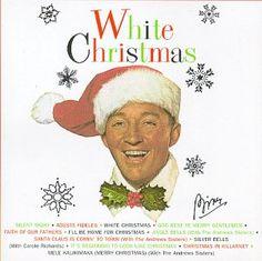 White Christmas Christmas Jingles, Christmas Albums, Christmas Past, Christmas Music, Retro Christmas, Christmas Movies, All Things Christmas, White Christmas, Christmas Ideas