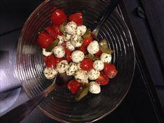 Caprese Salad, Food, Diy Food, Home Made, Essen, Yemek, Insalata Caprese, Meals