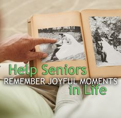 Encouraging your seniors to share precious memories can increase their quality of life. Here are 5 tips to help your seniors reminisce about moments in their life. Life Review, Elderly Activities, Crafts For Seniors, Home Health Care, How To Treat Acne, Caregiver, Good News, Joy