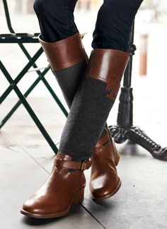 These boots. I need them.