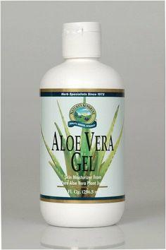 Aloe Vera GelL (8 FL OZ) Nature's Sunshine,