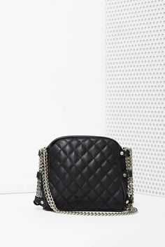 Quilt Trip Vegan Leather Bag | Shop Accessories at Nasty Gal
