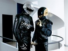 Daft Punk™ Gold/Black/Silver