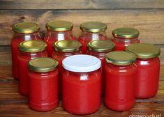 Pasta z lubczyku - maggi bez chemii i konserwantów - Obżarciuch Salsa, Mason Jars, Canning, Tableware, Humus, Food, A5, Soups, Diet