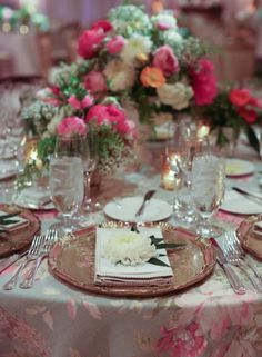 Modern garden wedding in Ojai