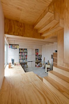 Gallery of Stair House / Onix - 10