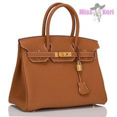 39c2036a829c Сумка Hermes Birkin коричневого цвета купить, цена, интернет-магазин,  отзывы Коричневий Колір