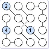 Here's a site with a HUGE set of online and printable logic puzzles, number puzzles and more!