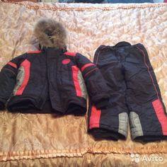Продам комплект зимней одежды для мальчика — фотография №1