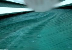 A glimpse of a stacked glass sculpture.   http://www.jeremylangford.com/