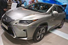 2016 Lexus RX 450h - Want to see more? Follow the link on the photo for Lexus at IAA Frankfurt 2015!