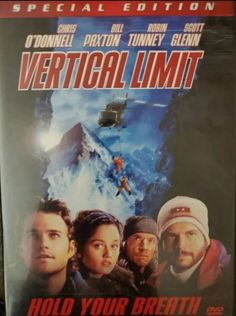 Vertical Limit Bill Paxton Movies, Vertical Limit, Movies For Sale, Robin Tunney, Electronic Media, Columbia Pictures, O Donnell, Picture Tag, How To Become