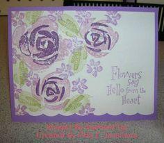 Purple Roses in Winter-FCJ