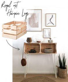 diy ikea hack knagglig kiste sideboard mit hairpin legs ergebnis vib wohngoldstueck