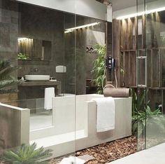 What do you think of this bathroom❓  -  Follow @glamorous_estates 👈