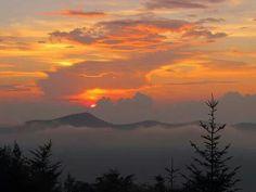 Mt. Mitchell, North Carolina