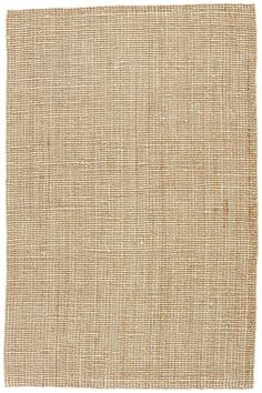 Jaipur Living Naturals Lucia Marvy Hand Loomed Jute Rug from the Sisal & Jute Rugs collection at Modern Area Rugs Natural Fiber Rugs, Natural Rug, Rug Size Guide, Natural Foundation, Solid Rugs, Jaipur Rugs, Jute Rug, White Area Rug, White Rugs