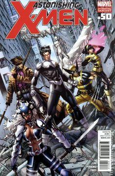 Astonishing X-Men (2004- 3rd Series) 50D