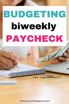 Confused on how to budget biweekly paycheck? Here is an easy to follow budgeting guide that you can use for your biweekly budgeting. Budgeting System, Budgeting Finances, Budgeting Tips, Monthly Budget Template, Budget Sheets, Budget Binder, Budgeting Worksheets, Living On A Budget, Best Budget