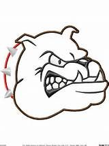 bulldog applique pattern - Search Yahoo Image Search Results