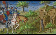 medieval monsters blemmyae - Google Search