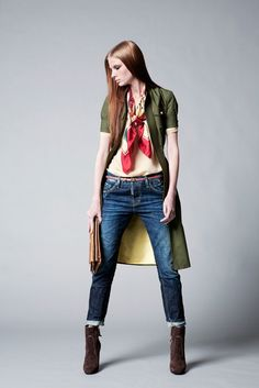 Dsquared2 Pre-Fall 2011 Collection Photos - Vogue