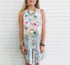 Studio Style  www.shopmelvin.com #summervibes #pompoms #style #freepeople #shopmelvin #fashion #cltstyle #handmade #earrings #necklaces #bracelet #armstack #cltnc #queencity