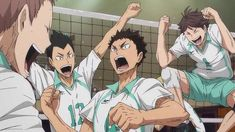 Only team that matters. Iwaizumi Hajime, Haikyuu Kageyama, Haikyuu Funny, Iwaoi, Haikyuu Anime, Tsukishima Kei, Hinata, Haikyuu Season 2, Manga Anime