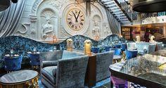 Top Einrichtungsideen für das beste Restaurant-Design> Lieben Sie auch Innenarchitektur? Entdecken die besten Tipps und Einrichtungsideen für das perfekte Restaurant und Bar Design!   innenarchitektur   wohndesign   restaurant design   #designinspirationen #luxusdesign #luxusmöbel Lesen Sie weiter: http://wohn-designtrend.de/