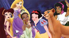 Which Disney Princess Are You? -Cosmopolitan.com