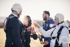 Auckland SkyDive Wedding - Canon Digital Photography Forums