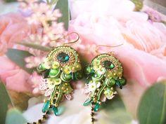 летние серьги Earrings, Jewelry, Ear Rings, Stud Earrings, Jewlery, Jewerly, Ear Piercings, Schmuck, Jewels