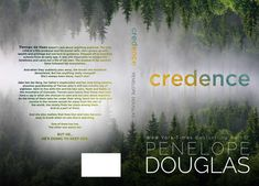 But he… He's going to keep her. *CREDENCE is a new adult standalone romance suitable for readers