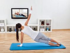 Like exercise classes but can't make it to the gym? These sites & apps deliver workouts ranging from ballet to Pilates to strength training to yoga. Yoga At Home, At Home Gym, Home Gym Equipment, No Equipment Workout, Fitness Equipment, Zumba, Online Yoga Classes, Basement Gym, Sup Yoga