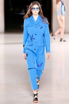 London Fashion Week Day 3 Jonathan Saunders Spring/Summer 2015  Ready to wear  14 September 2014