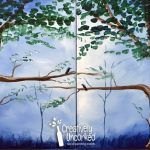 Paintings – 2 Hour on Creatively Uncorked Easy Canvas Painting, Beginner Painting, Country Farm, Paint Party, Twilight, Painting Parties, Watercolor Ideas, Canvases, Gallery