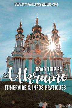 Saint Michael, Monuments, Ukraine, Destinations D'europe, Travel Around The World, Around The Worlds, Sainte Sophie, Road Trip, Largest Countries