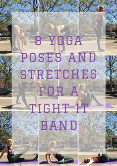 Why is it when we have tightness or irritation in our outer hip or knee, our assumption is often that it's our IT band, and rolling is the answer? Using rollers and balls can help, but don't forget about functional fitness and yoga. 8 Yoga Poses and Stretches for a Tight IT Band http://www.active.com/fitness/articles/8-yoga-poses-and-stretches-for-a-tight-it-band?cmp=17N-PB33-S34-T6---1168