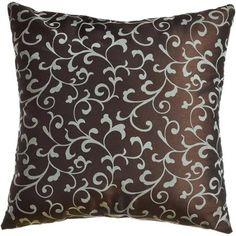 Softline Davia Scroll Decorative Pillow