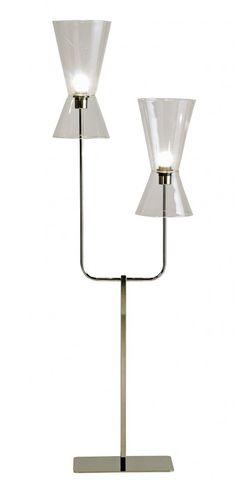 """""""Coco"""" lamp, $2,120, Roche Bobois"""