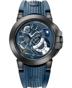 Harry Winston - Project Z6 Blue