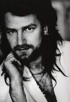Paul David Hewson aka Bono, of the rock band U2 | photo by Anton Corbijn