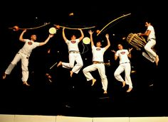 By Grupo Muzenza Capoeira in Turquia